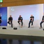 Image for the Tweet beginning: 💥 Panel with @mirko_ross @itsa_Messe