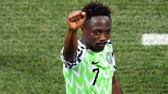 Happy 29th Birthday to forward, Ahmed Musa The Governor.