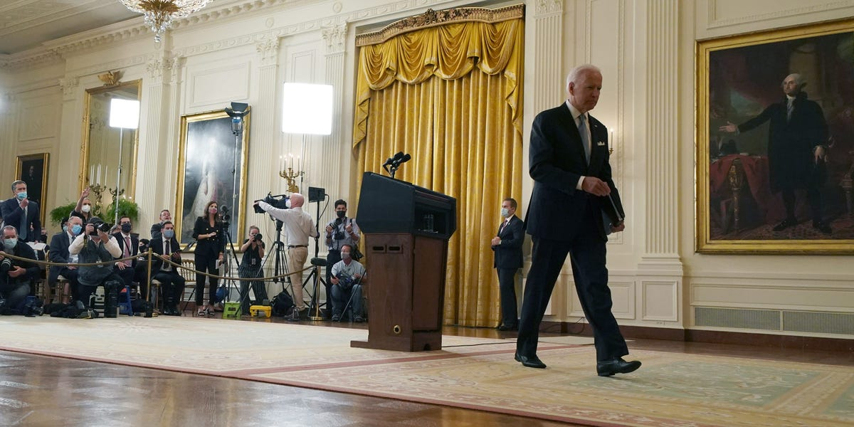 The AUKUS deal says more about US plans to take on China than Biden will admit