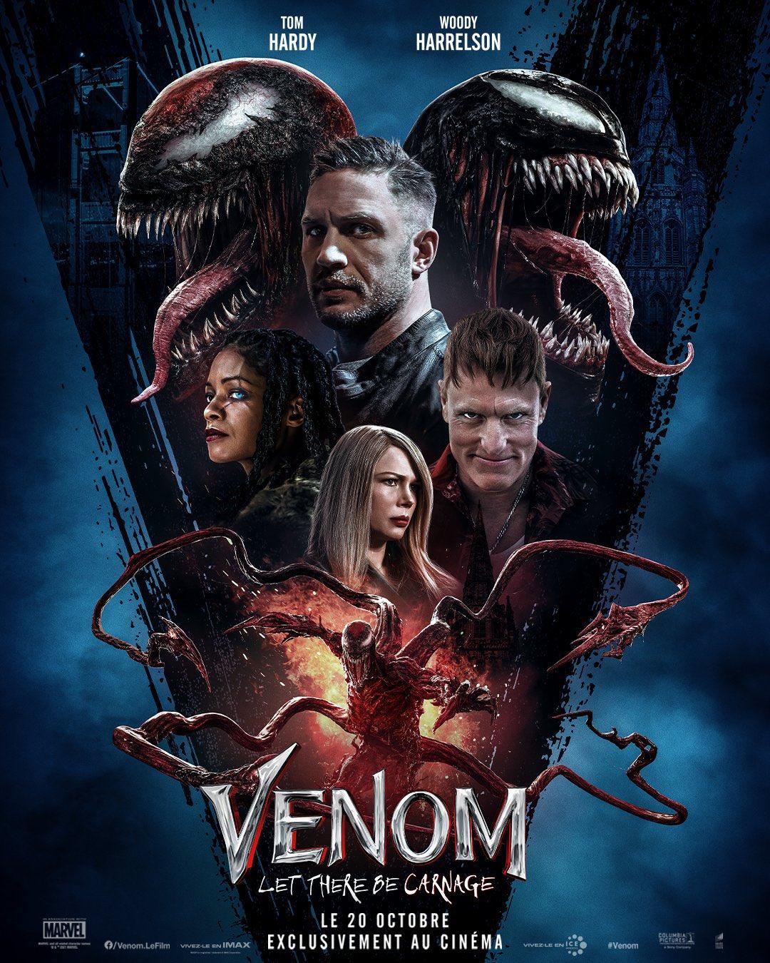 #Venom Twitter