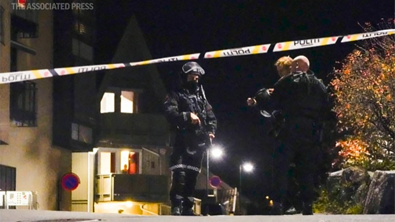Norways bow-and-arrow killings seen as act of terror