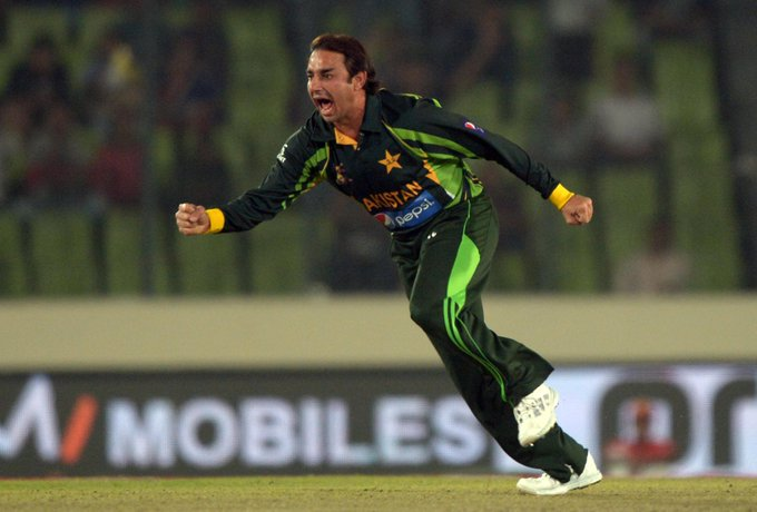 Wishing former  spinner Saeed Ajmal, who scalped up 447 wickets in 212 international matches, a happy birthday