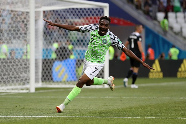 Happy 29th birthday to Nigerian Super Eagle Footballer Ahmed Musa... May God keep you...