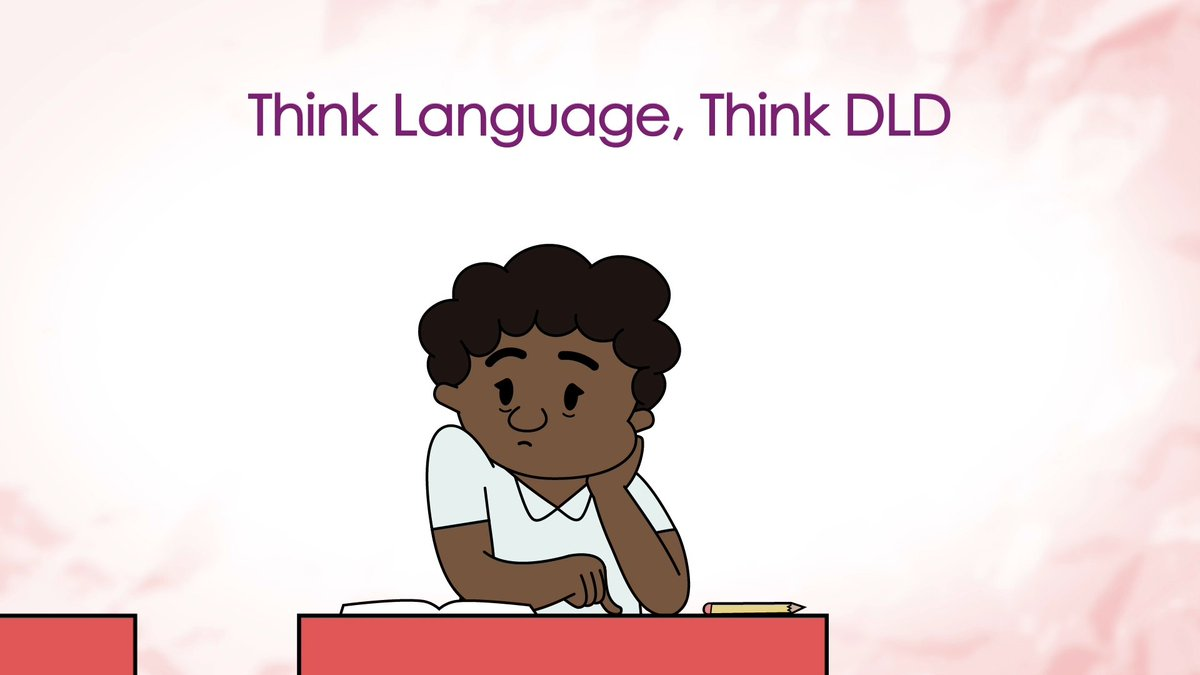 """""""Think language, think DLD."""" This is such a clear video by @RADLDcam. Today is #DLDAwarenessDay - please take the time to watch and share, because communication  really, truly matters. #ThinkLanguage #ThinkDLD #DLD"""
