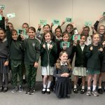 Debating club was back in full swing this term, with Year 5 and Year 6 girls all eager to partake in discussions about key contemporary issues - we began by looking at speeches that have motivated and moved us! https://t.co/OLl0OvWl9T