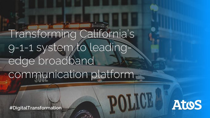 As a leader in #digitaltransformation & mission critical communications, we are working...