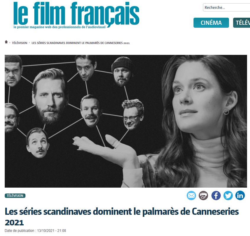 test Twitter Media - MISTER8 remporte le prix de la meilleure série à @Canneseries 🌟 https://t.co/ifllMLeqb9