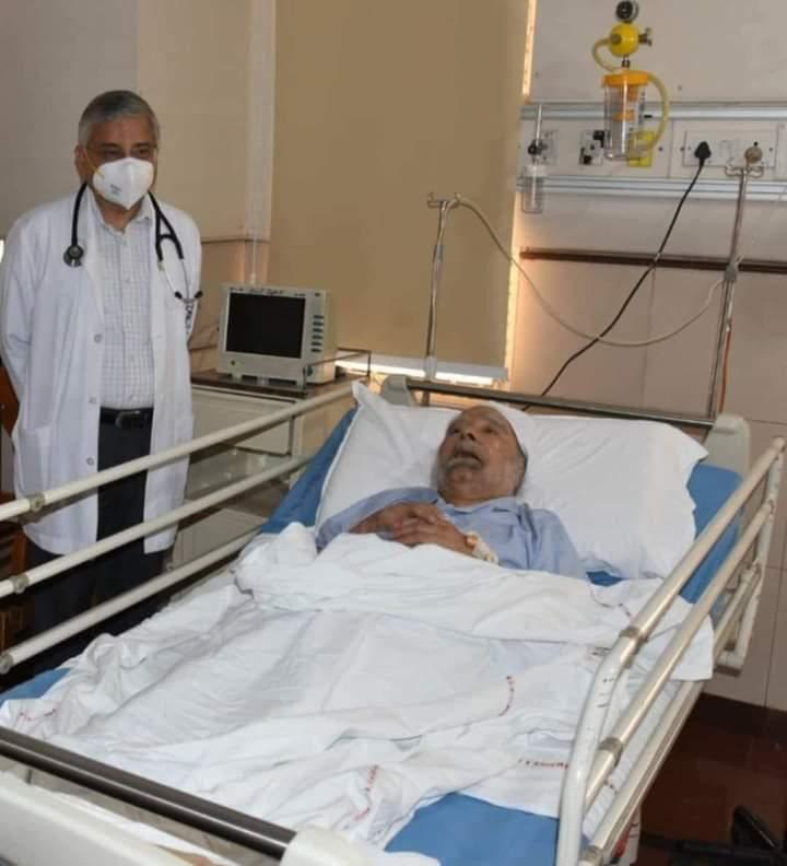 Dr. Manmohan Singh Twitter