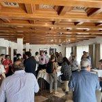 "Image for the Tweet beginning: Inauguración Restaurante ""Cel & Mar"""