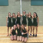 A 29-14 win for our U14s today against @RGSSport in round 3 of the cup! Thank you to Reigate for a great fixture today! #SHSnetball 💚
