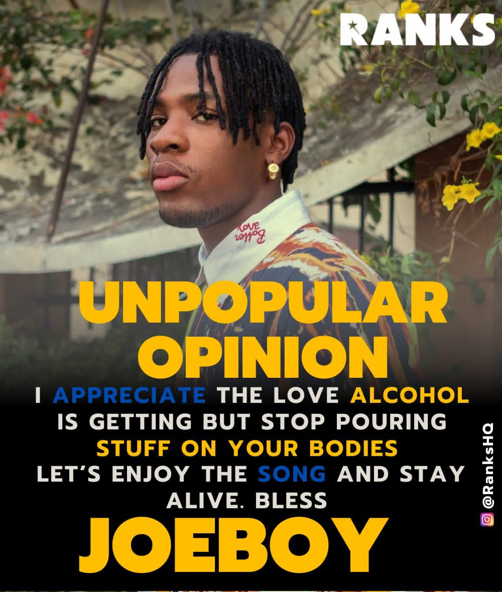 Why do Nigerians take Music challenge so personal ? This life no supposed hard now 😩😩😩 #Unpopularopinon #RanksHQ