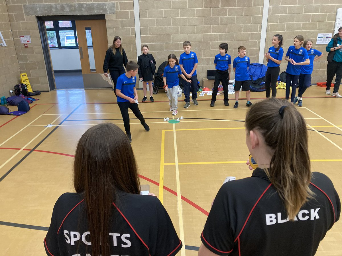 RT @SNDSchoolSport: We had a great time @SponneSchool tonight running our @YourSchoolGames KS2 Badminton Festival with 8 teams taking part!   Well done to champions🏆 @TeamPattishall, runners up 🥈 @BadbySchool & a big 🙏 to all who took part & the @SponnePE Sports Leaders, who were great as always!