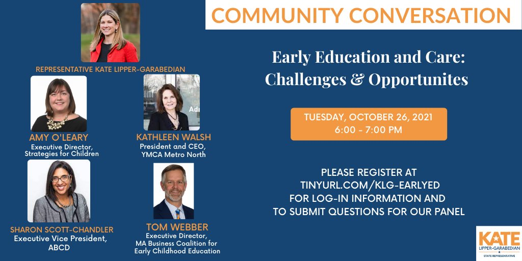 Thx for shining a light on this vital issue. Our EVP/COO Sharon Scott-Chandler is honored to be taking part. #headstart #earlyed #UpK