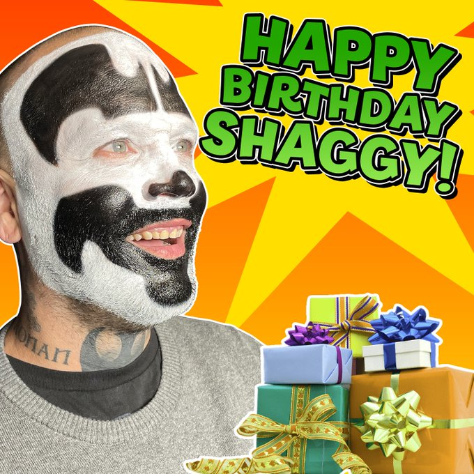 Happy Birthday Shaggy 2 Dope!