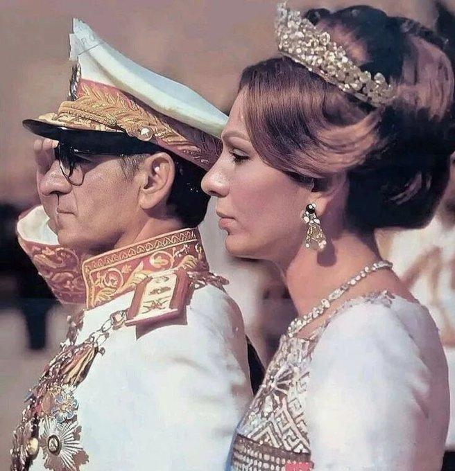 Happy Birthday to Impress Farah Pahlavi.