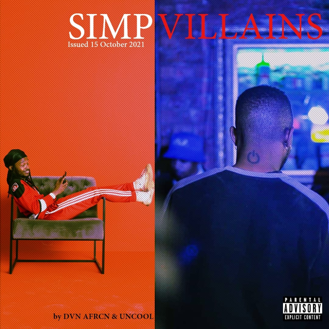 #simpVILLAINS OUT ON ALL PLATFORMS TOMORROW 😇😈