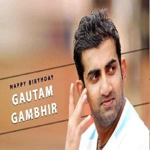Happy birthday Gautam Gambhir: Unknown fact about \Gambhir\