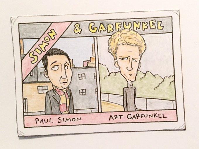 Wishing a happy 80th birthday to Paul Simon!