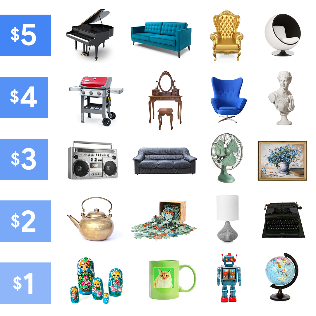 You have $15. What's going in your home? 🏠