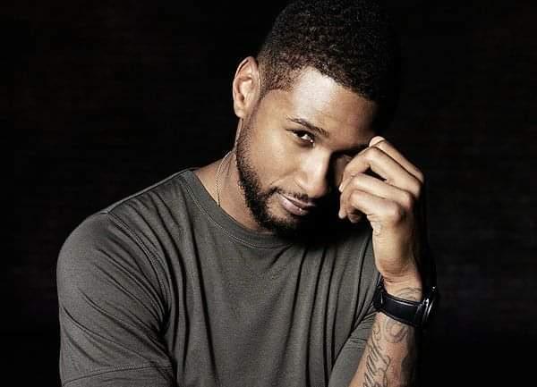 Happy birthday,  Usher!!!