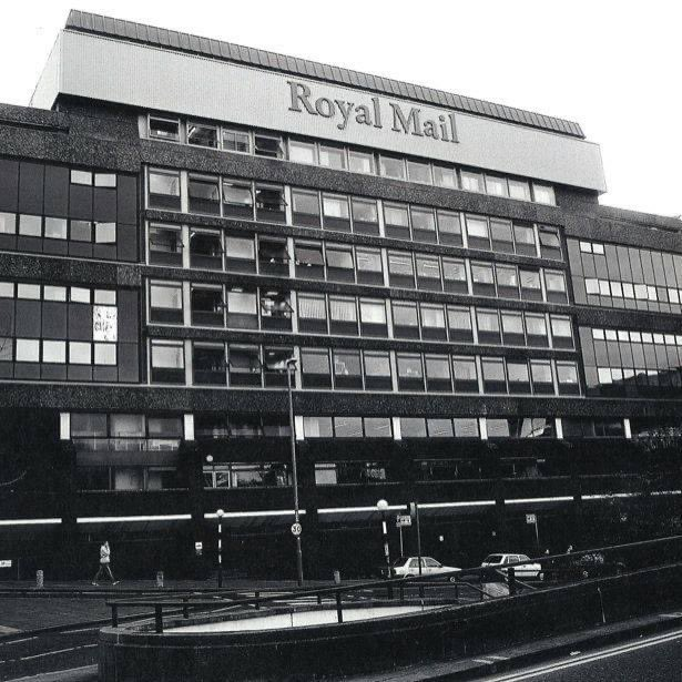 Birmingham's former Royal Mail Sorting Office - Now The Mailbox ©Trinity Mirror