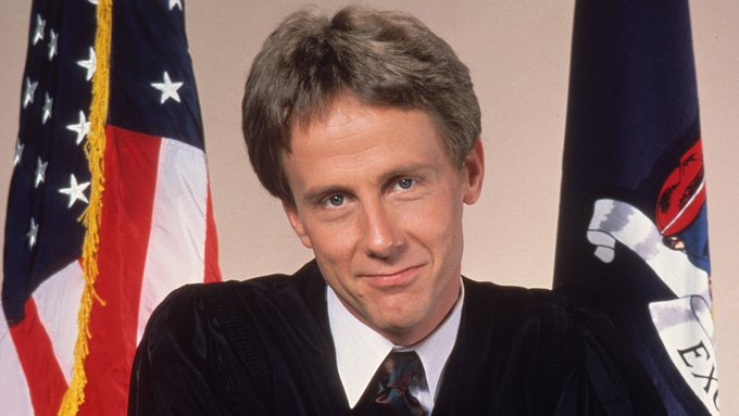 Happy birthday, Harry Anderson! Very much missed