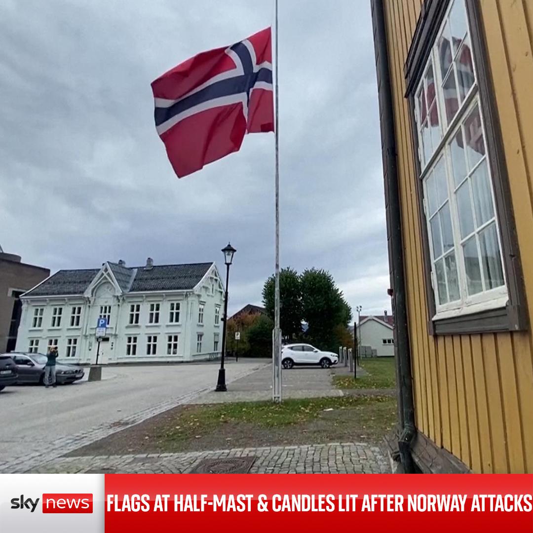 @SkyNews's photo on Norway