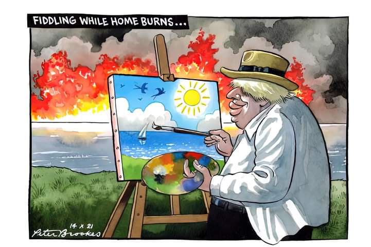 Boris Twitter