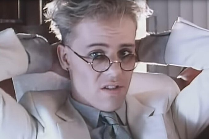 Happy 63rd birthday to synth-pop boffin Thomas Dolby!
