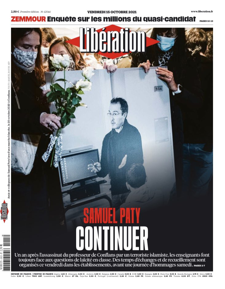 Libération (@libe) | Twitter