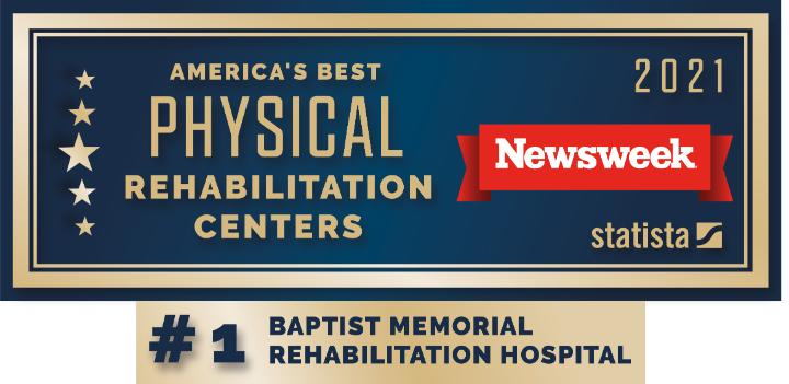 Congratulations Baptist Memorial Rehabilitation Hospital on your award by @Newsweek. Best in #Tennessee is quite an honor & we are sure that your community will continue to benefit from the expert care your staff provides. https://t.co/CSrPnz0lZR #FAHStoriesOfCare