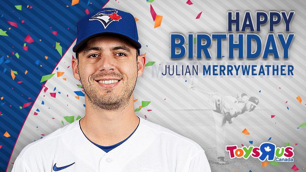 Today's forecast: Merryweather! Happy Birthday, Julian 🥳