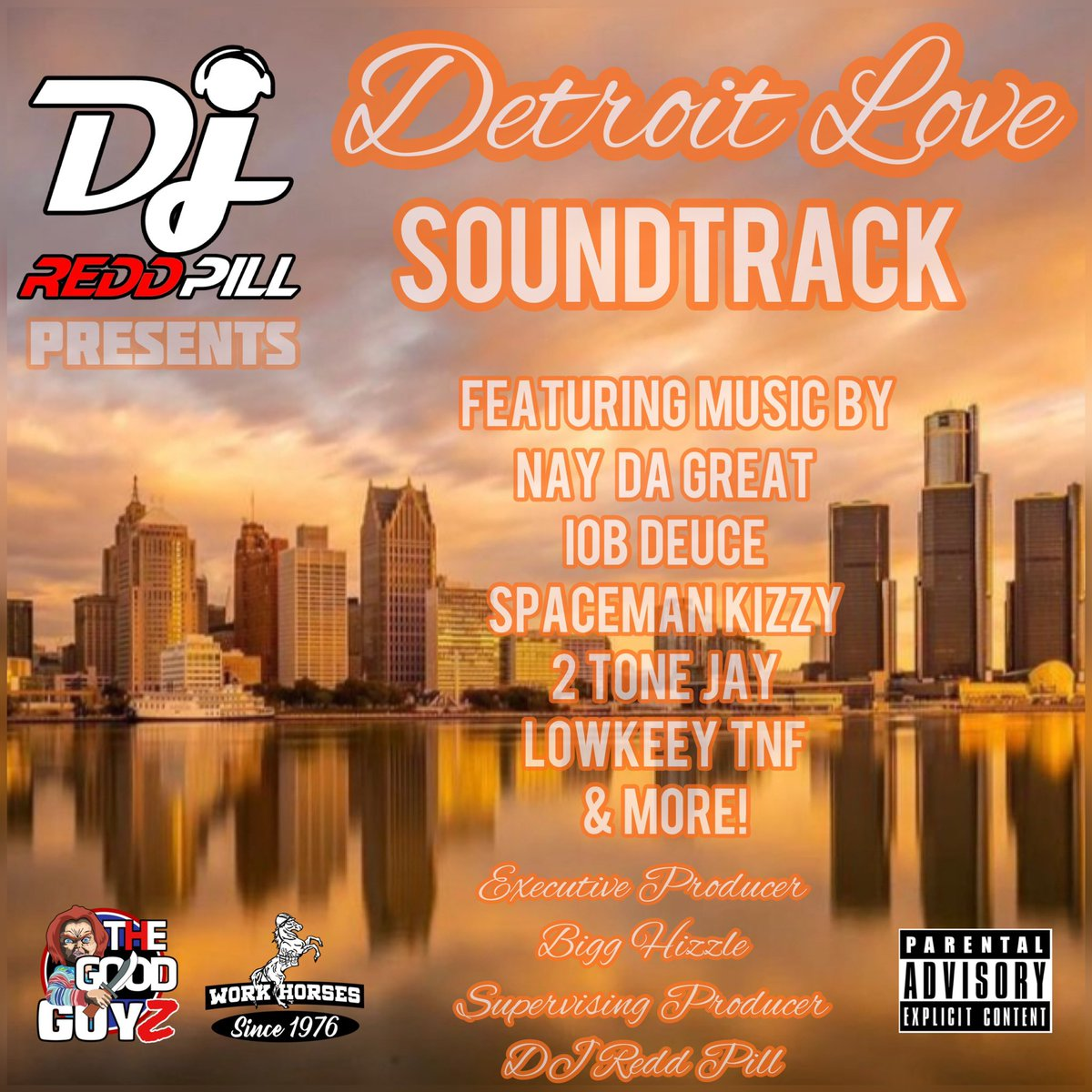 The Takeover has begun! #goodguyz #detroitlove #detroit #newmusic #newmovie #hiphop https://t.co/gxasV5n05z