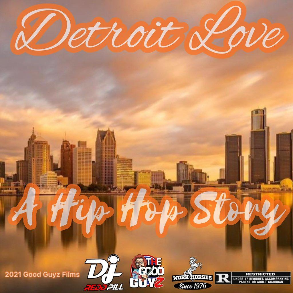 The Takeover has begun! #goodguyz #detroitlove #detroit #newmusic #newmovie #hiphop https://t.co/J4dALHIOYf