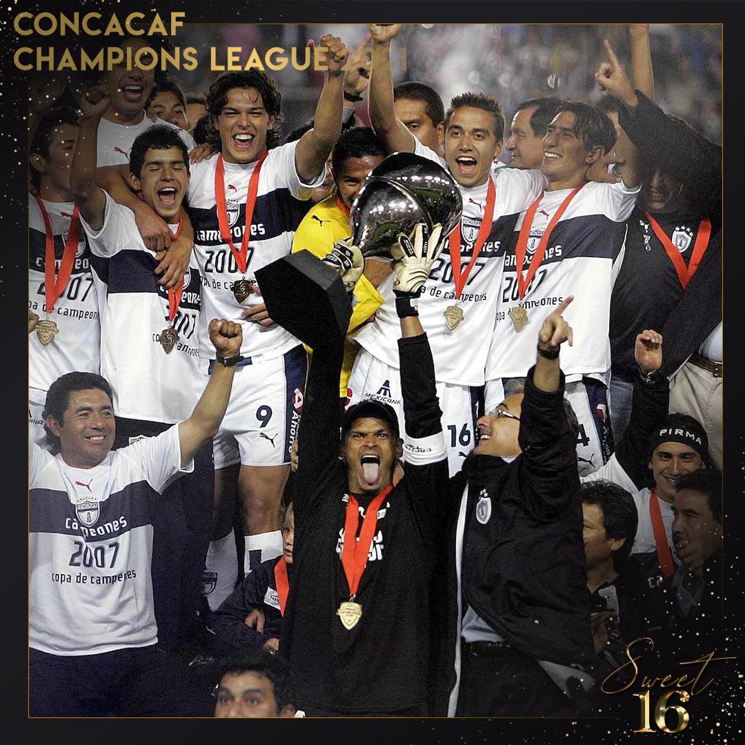 @LigaBBVAMX's photo on CONCACAF