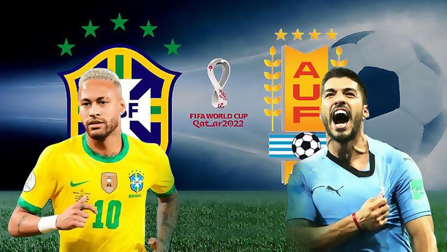 Brazil vs Uruguay Full Match & Highlights 15 October 2021