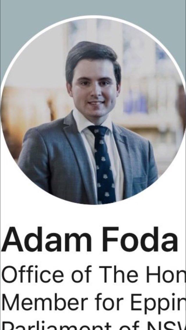 Adam Foda Twitter