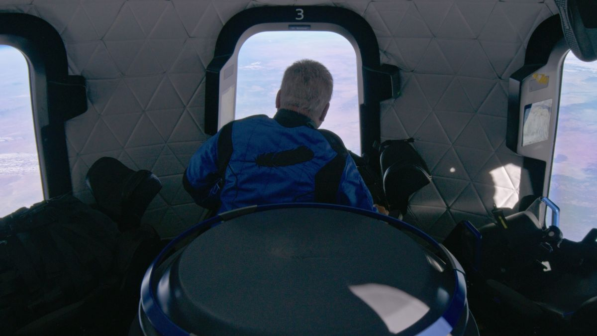 @SPACEdotcom's photo on William Shatner
