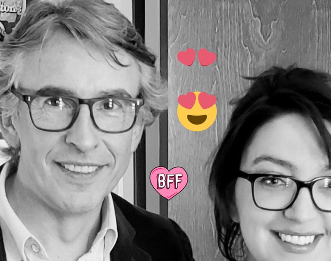 Happy birthday to my husband Steve Coogan I can t wait to get married to you in heaven together