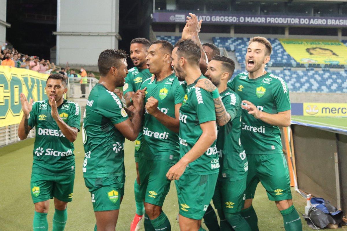 Os gols da comemoração auriverde:  #PantanalENM