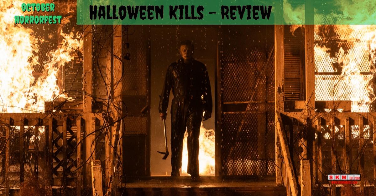 Halloween Kills Twitter