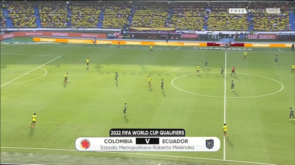 Colombia vs Ecuador Highlights 15 October 2021