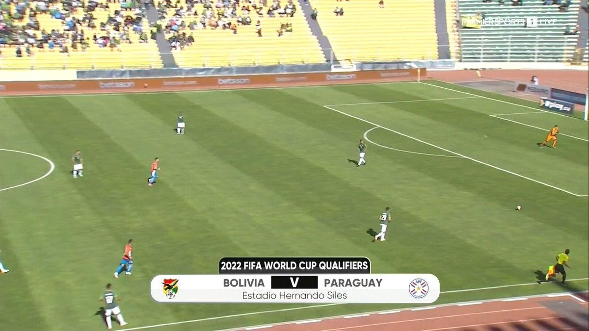 Bolivia vs Paraguay Highlights 15 October 2021