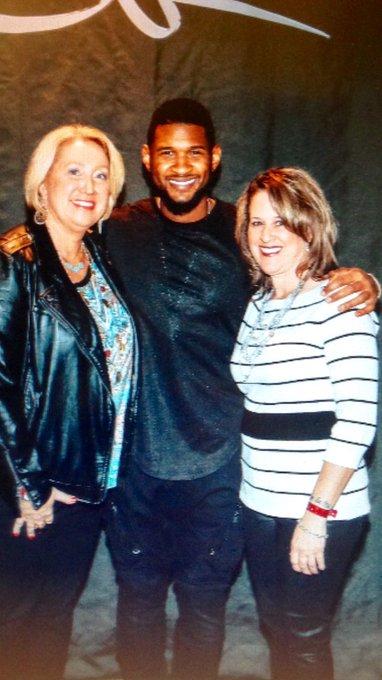 Happy Birthday Usher!
