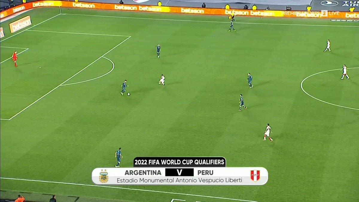 Full match: Argentina vs Peru