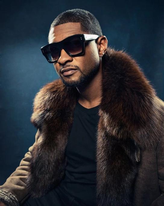 Happy Birthday Usher