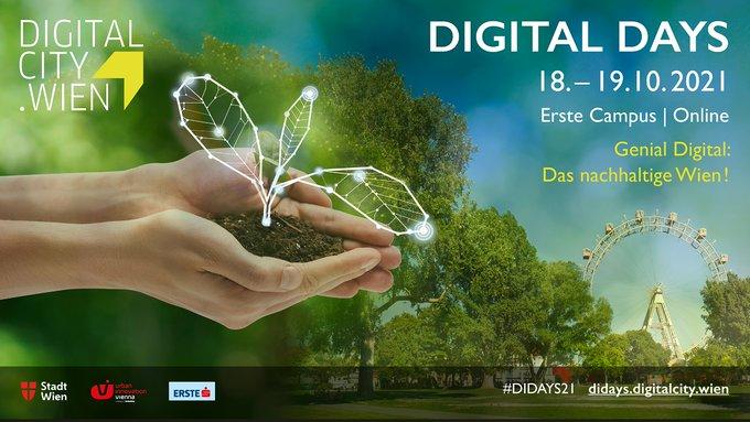 Können digitale Tools und Services unsere Stadt #nachhaltiger und #klimafreundlicher machen?...