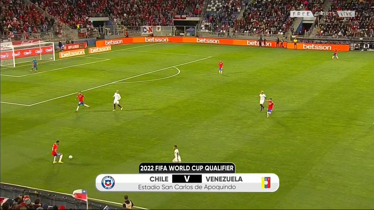 Chile vs Venezuela Highlights 15 October 2021