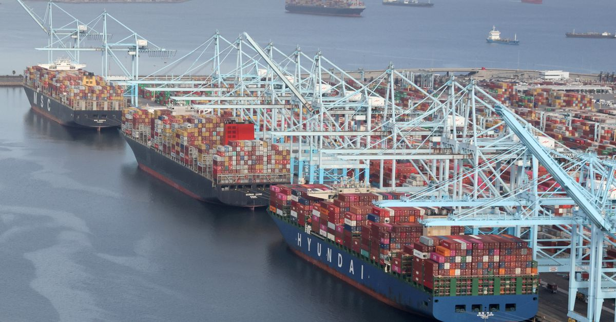 U.S. port's supply chain fix challenge: selling 24/7 shifts