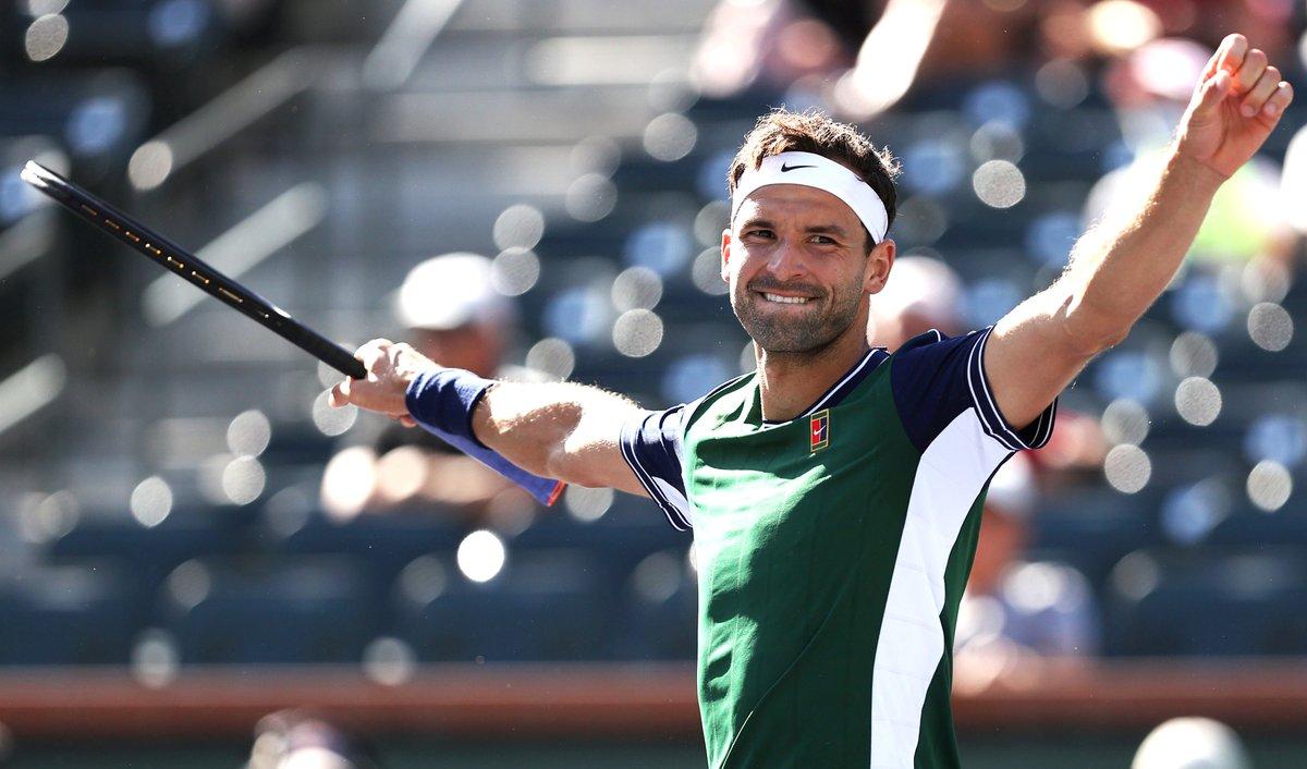 @Tennis's photo on Dimitrov